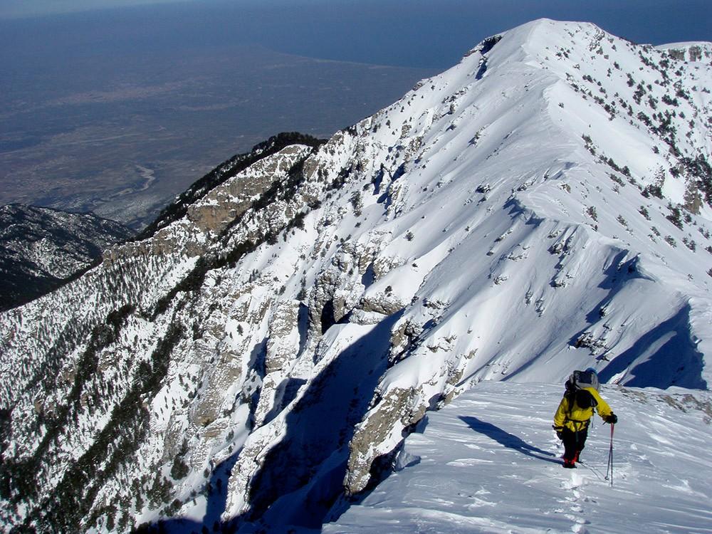 Βγαίνοντας με ορειβάτη