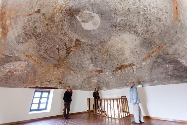 Εσωτερικό του 5ου ορόφου της Κούλιας