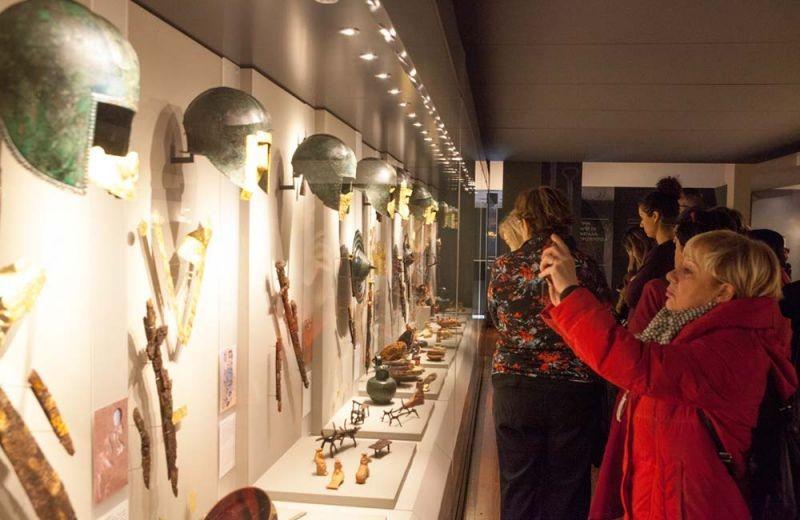 Πέλλα (Μουσείο, Αρχαιολογικός χώρος) και Λουτρά Πόζαρ
