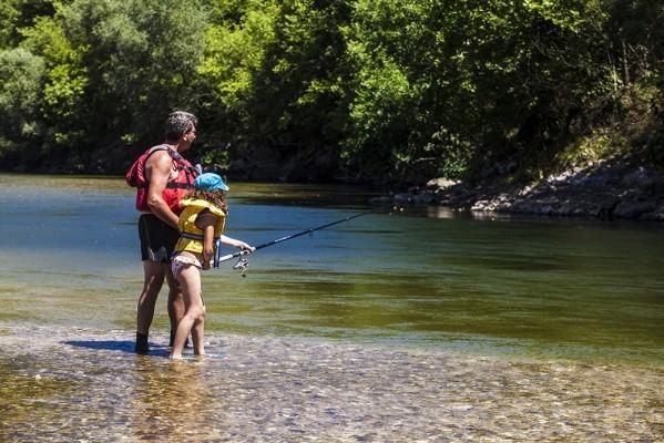 Μάθημα ψαρέματος