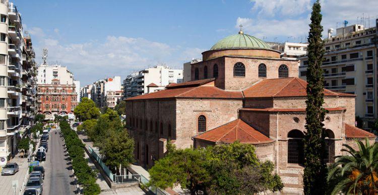 Πολιτιστικοί Περίπατοι Θεσσαλονίκης | 3ος περίπατος