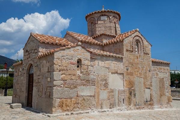 Βυζαντινός ναός του Αγ. Ιωάννου