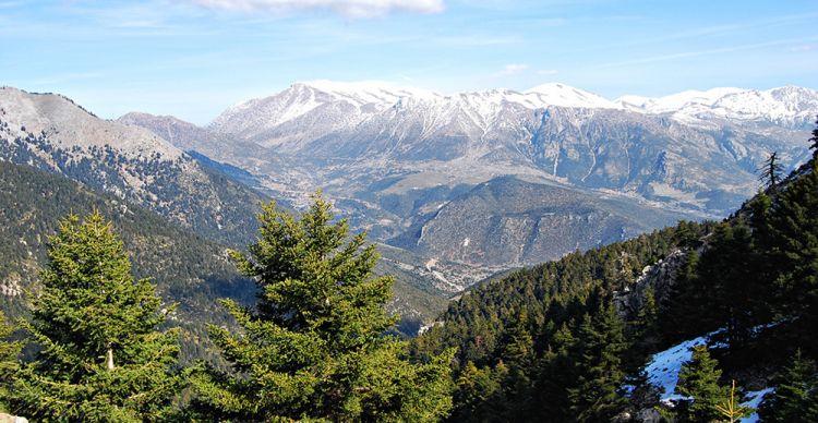 Όρος Ολίγυρτος