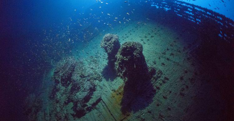 Britannic  | Ο Βασιλιάς των ναυαγίων της Μεσογείου