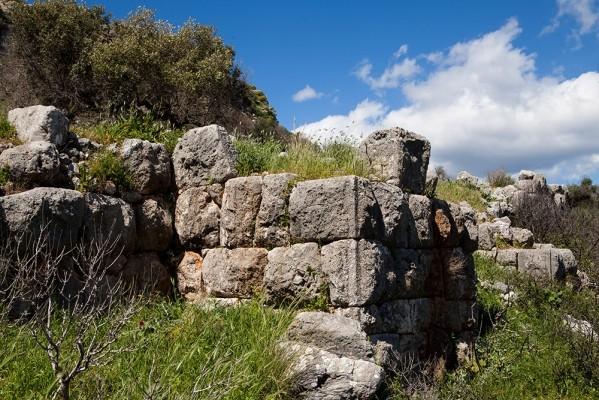 Η οχύρωση της αρχαίας Επιδαύρου Λιμηράς