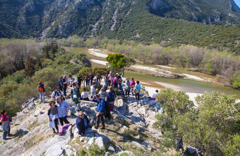 Νέστος - Κομοτηνή - Αρχαία Μαρώνεια - Λιμνοθάλασσες Θρακικού