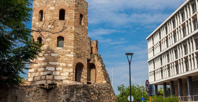 Πολιτιστικοί Περίπατοι Θεσσαλονίκης | 6ος περίπατος