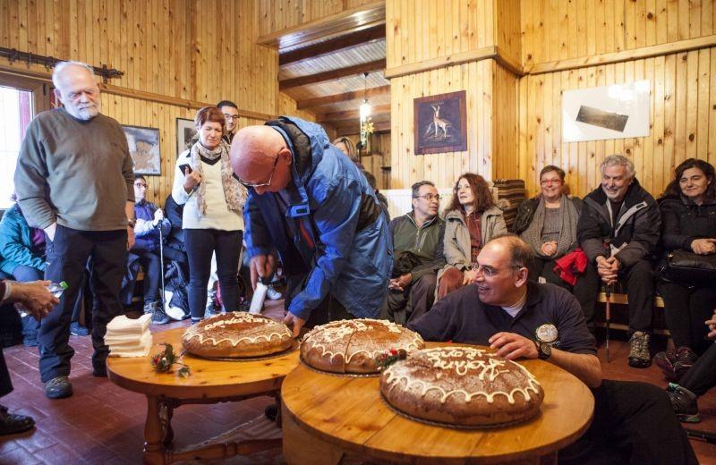Κοπή πίτας και πεζοπορία στον Χορτιάτη