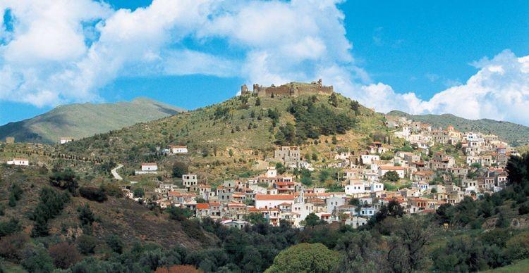 Χίος, εξερευνώντας τα βορειόχωρα