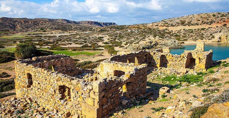 Αρχαία Ίτανος - Παλαίκαστρο