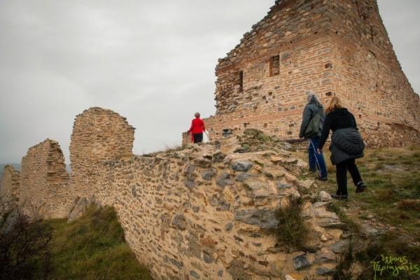 Περιμετρικά του κάστρου