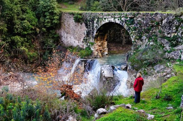 Το ελληνιστικό γεφύρι του Ξηροκαμπίου