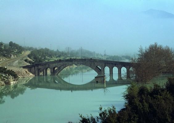 Η Γέφυρα της Τέμπλας.