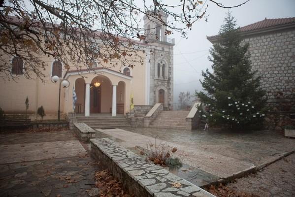 Άνω Παύλιανη Εκκλησία Αγίου Αθανασίου