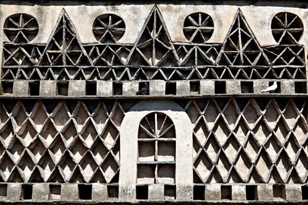 Αρχιτεκτονική των περιστεριώνων