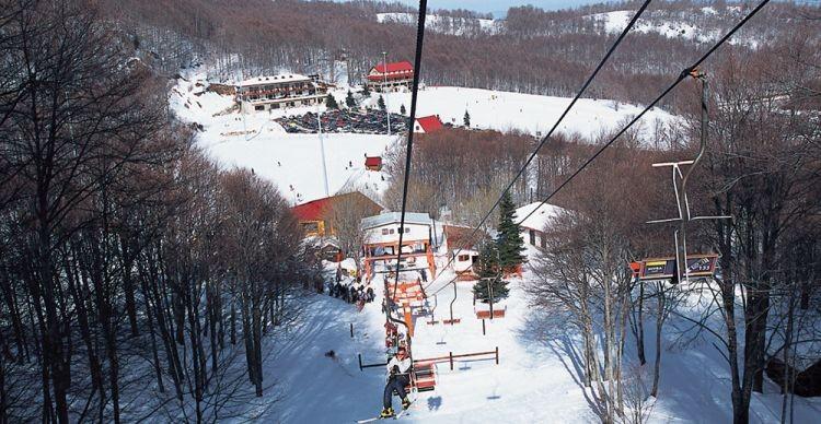 Χιονοδρομικό 3-5 πηγάδια