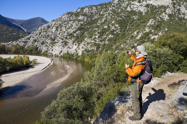 Μαιανδρισμός του Νέστου ποταμού