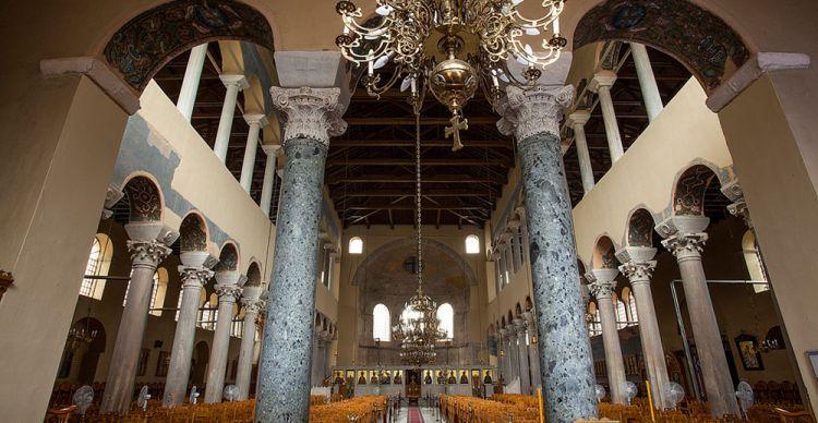 Λατομεία Χασάμπαλης - Πράσινος Θεσσαλικός Λίθος