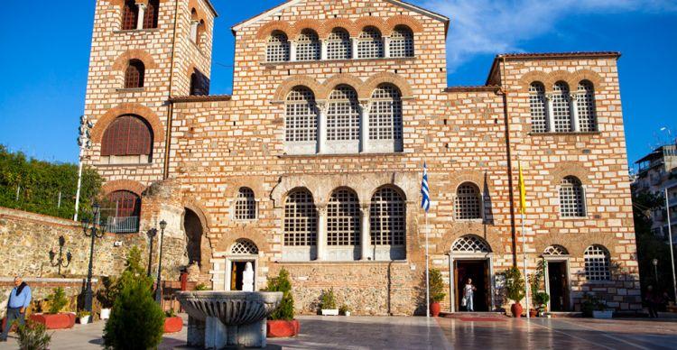Πολιτιστικοί Περίπατοι Θεσσαλονίκης | 4ος περίπατος