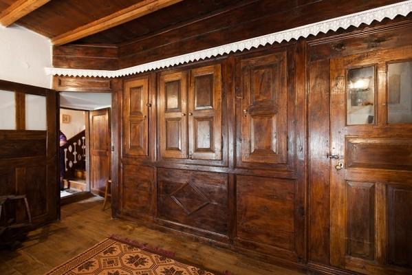 Μισάντρες και έξοχες ξύλινες κατασκευές