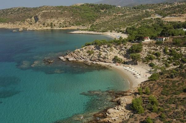 Παραλίες Ποτού και Αστρίς