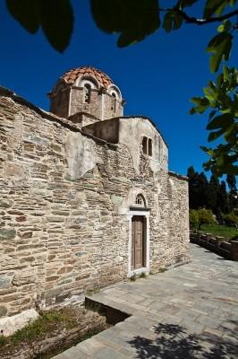 Βυζαντινός ναός του Ταξιάρχη, 12ου αιώνα