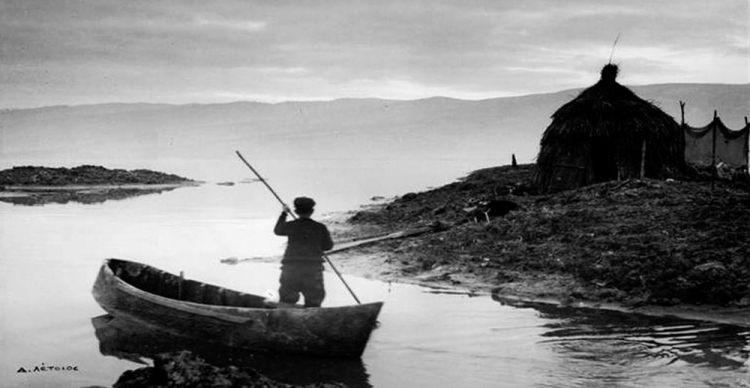 H Λίμνη Κάρλα. Ιστορική αναδρομή