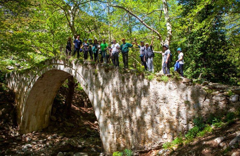 Φαράγγι Πέτρινων Γεφυριών στις Σέρρες