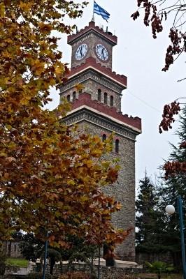 Ο Πύργος του Ρολογιού.
