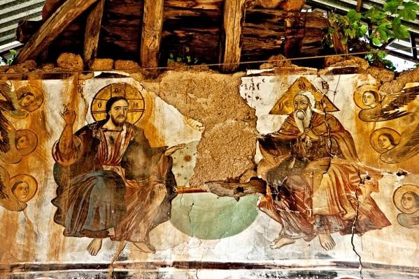 Ναός της Παναγίας στα Χάλαρα.