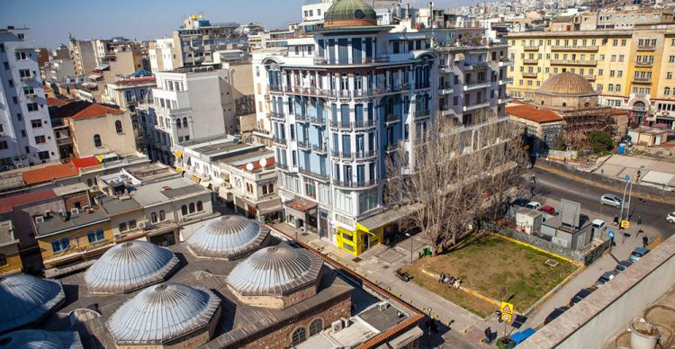 Πολιτιστικοί Περίπατοι Θεσσαλονίκης | 5ος περίπατος
