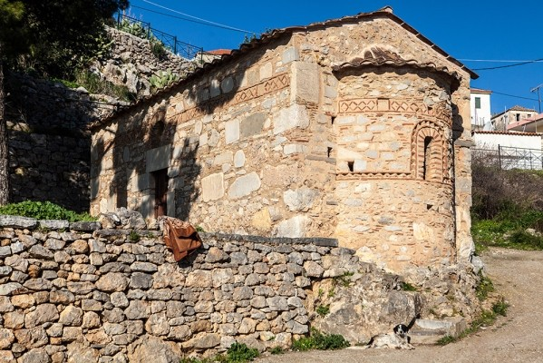 Ο ναός του Αγίου Ιωάννη