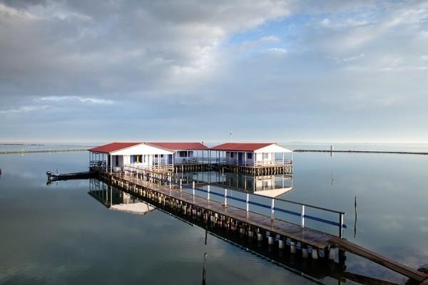 Πελάδες στην Λιμνοθάλασσα της Κλείσοβας