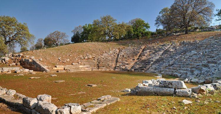 Αρχαία πόλη Οινιάδων