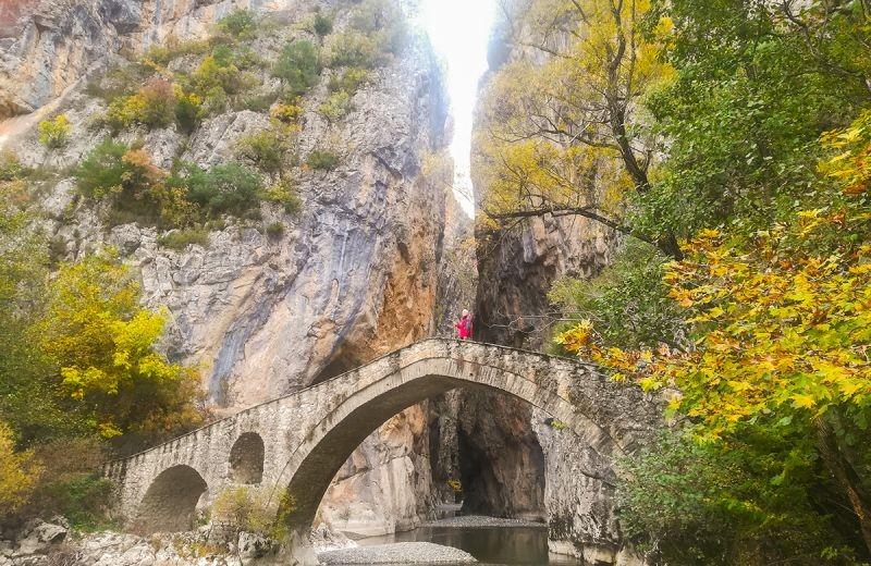 Σπήλαιο Γρεβενών. Γνωρίζουμε το μοναδικό φαράγγι της Πορτίτσας