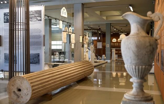 Μουσείο Μαρμαροτεχνίας του πολιτιστικού ιδρύματος ομίλου Πειραιώς