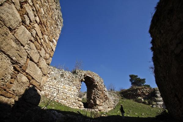 Πύλη του κάστρου