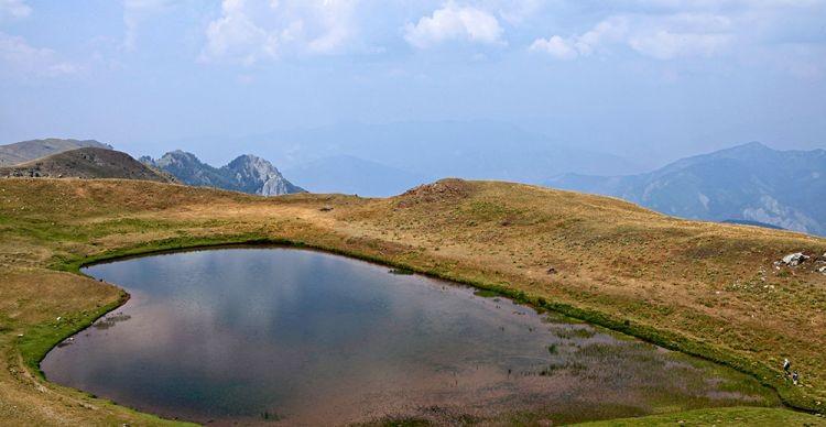 Δρακόλιμνη - Κορυφή Σμόλικα