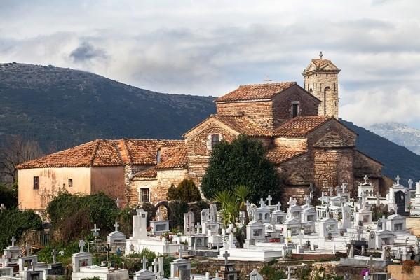 Βυζαντινός Ναός Κοίμησης Θεοτόκου, 14ος αιώνας