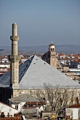 Μεγάλο Τέμενος και Παναγία Ελευθερώτρια.
