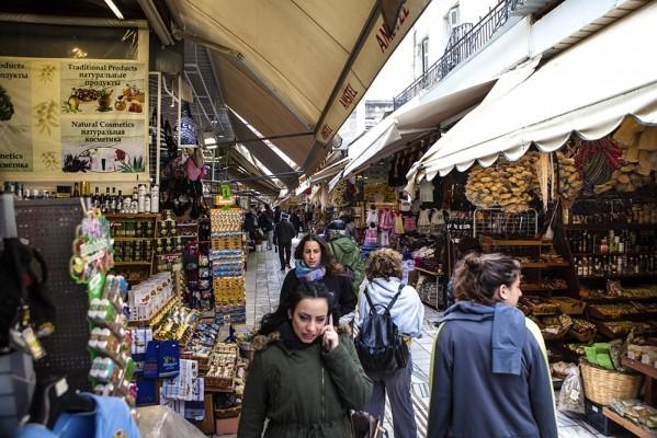 Κεντρική αγορά Ηρακλείου