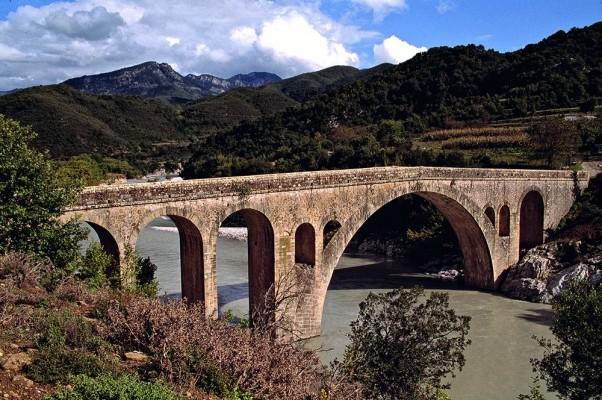 Η γέφυρα Αυλακίου.