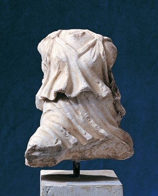 Μαρμάρινο άγαλμα Νίκης