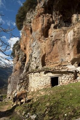Ασβεστολιθικό σπήλαιο