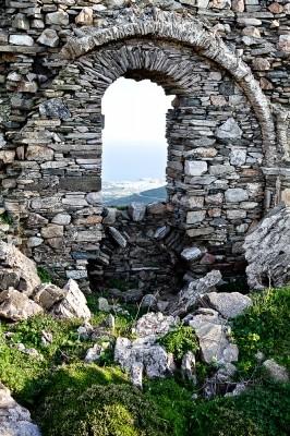 Υπολείμματα του μεσαιωνικού παρελθόντος του Ξώμπουργκου