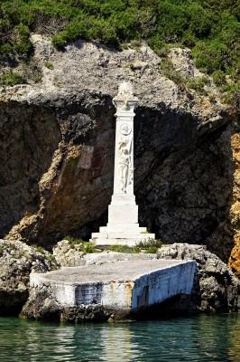 Το Μνημείο του Σανταρόζα.