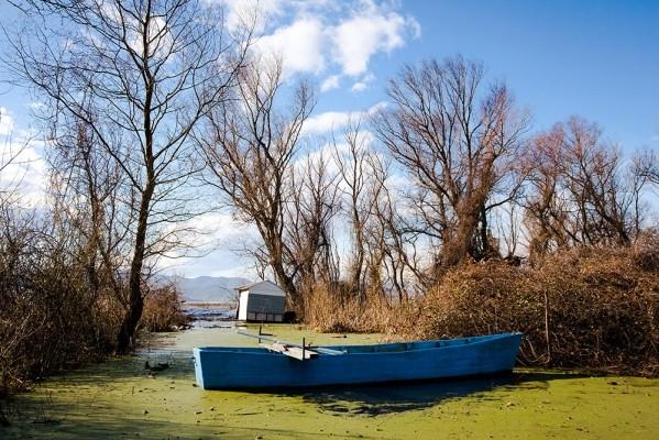 Λίμνη Δοϊράνη.