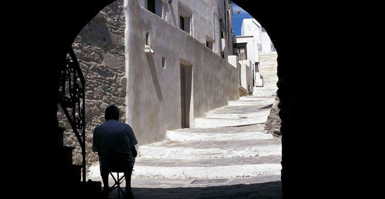 Νάξος: Στο Κάστρο των Σανούδων