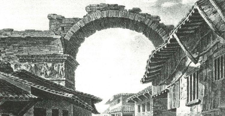 Η Καμάρα της Θεσσαλονίκης