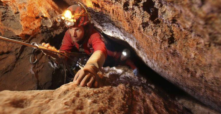 Η εξερεύνηση του Κολοσσού... των σπηλαίων